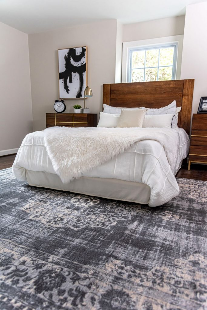 Picking The Best Bedroom Rug The Complete Guide Floorspace