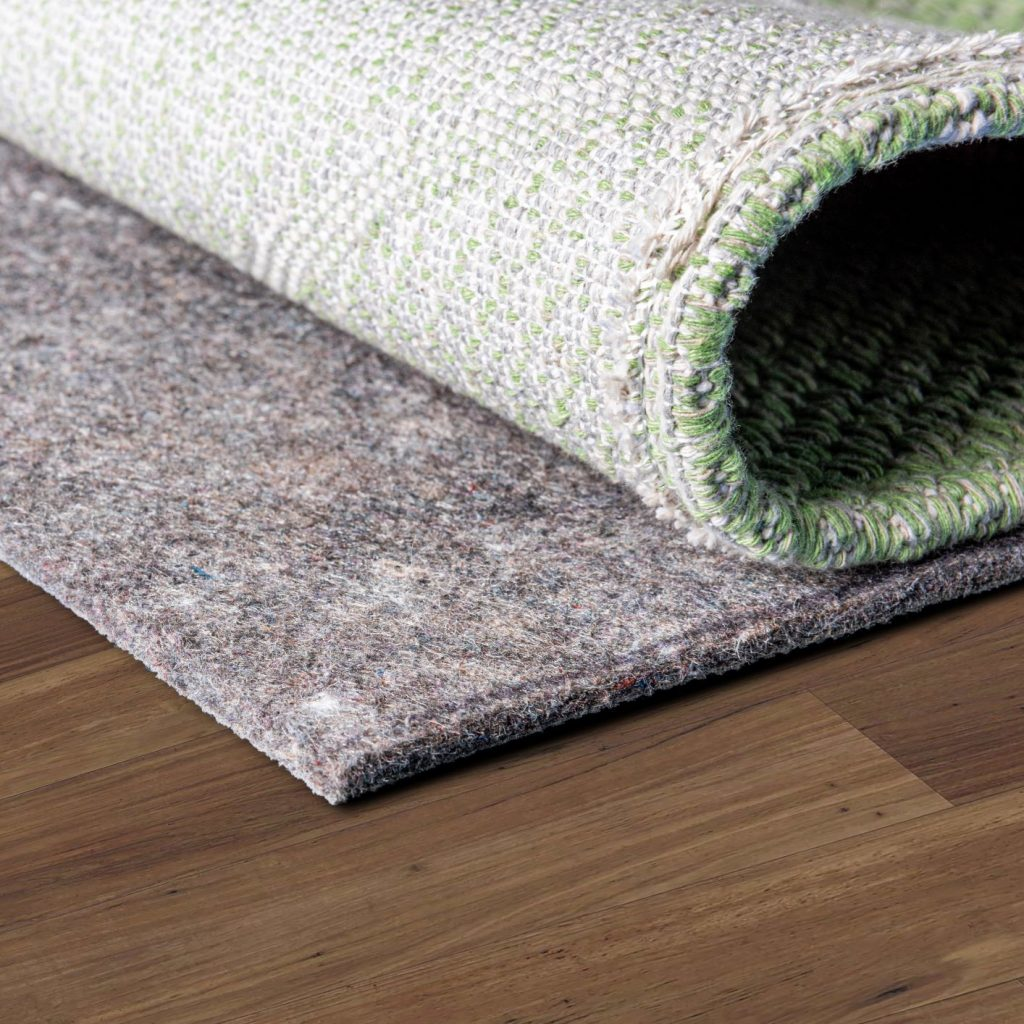rug pad to stop slipping
