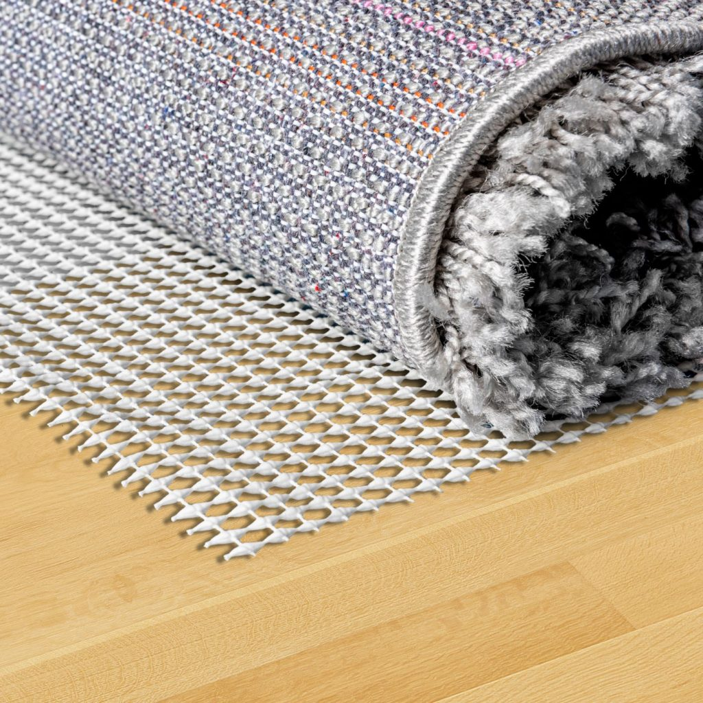 Non-slip rug pad